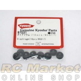 KYOSHO 97031 Diaphragm (10pcs / W5017)