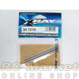 XRAY 347210 RX8 Front Lower Inner Pivot Pin (2)