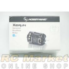 HOBBYWING Xerun Sensored Brushless Motor V10 G3 3.5T