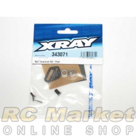 XRAY 343071 RX8 Belt Tensioner Set - Steel