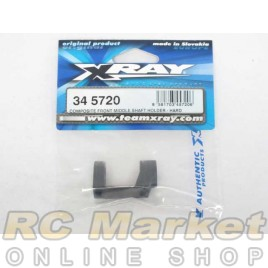XRAY 345720 RX8 Composite Front Middle Shaft Holder - Hard