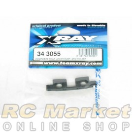 XRAY 343055 RX8 Composite Rear Lower Susp. Arm Holder