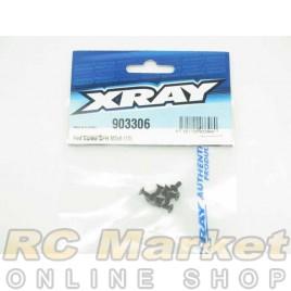 XRAY 903306 Hex Screw SFH M3x6 (10)