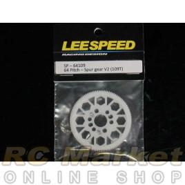 LEESPEED 64 Pitch Spur Gear 109T