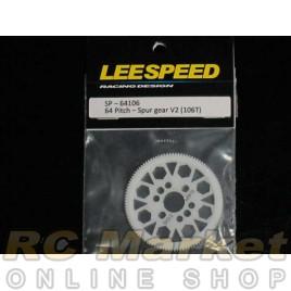 LEESPEED 64 Pitch Spur Gear 106T