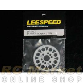 LEESPEED 64 Pitch Spur Gear 102T