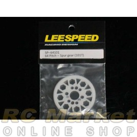 LEESPEED 64 Pitch Spur Gear 101T
