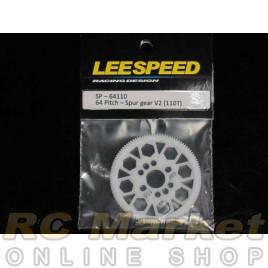 LEESPEED 64 Pitch Spur Gear 110T