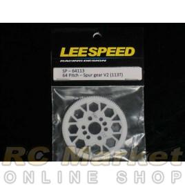 LEESPEED 64 Pitch Spur Gear 113T