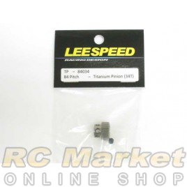 LEESPEED  TP-84036 84 Pitch - Titanium Pinion (36T)