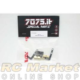 7075.it 7075-XT09G Battery Mount System Kit - XRAY T4