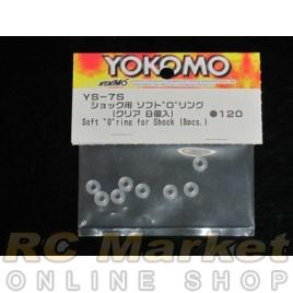"YOKOMO Soft ""O"" Ring for Shock (8pcs.)"