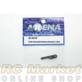 ARENA 306178 T4'18/19 Graphite Battery Backstop 2.3mm