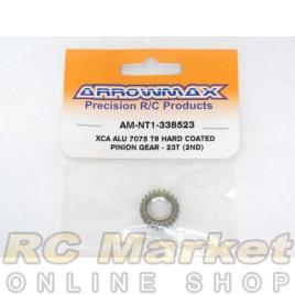 ARROWMAX NT1-338523 2nd. Gear 23T (7075 Hard)