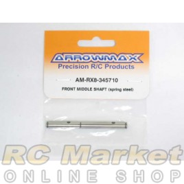 ARROWMAX RX8-345710 Front Middle Shaft (Spring Steel)