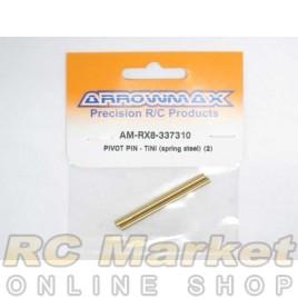 ARROWMAX RX8-337310 Pivot Pin - Tini (Spring Steel) (2)