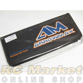 ARROWMAX 171041 Set-Up System For 1/10 Off-Road Cars With Bag Black Golden