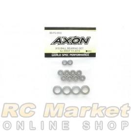 AXON BS-PG-X002 X10 Ball Bearing Set for XRAY T4 2019