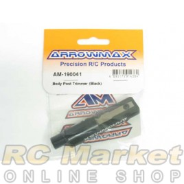 ARROWMAX 190041 Body Post Trimmer (Black)