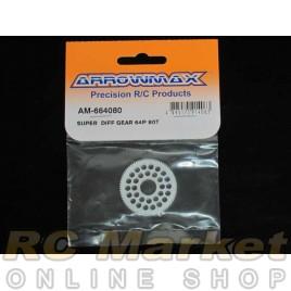 ARROWMAX 664080 Super Diff Gear 64P 80T