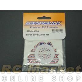ARROWMAX 648076 Super Diff Gear 48P 76T
