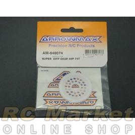 ARROWMAX 648074 Super Diff Gear 48P 74T