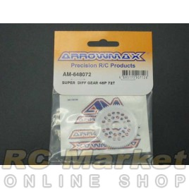 ARROWMAX 648072 Super Diff Gear 48P 72T