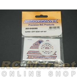 ARROWMAX 648068 Super Diff Gear 48P 68T