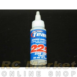 ASSOCIATED 5424 22.5 Weight Silicone Shock Oil 238cst