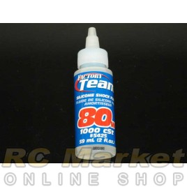 ASSOCIATED 5425 80 Weight Silicone Shock Oil 1000 cst
