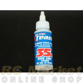 ASSOCIATED 5429 35 Weight Silicone Shock Oil 425cst