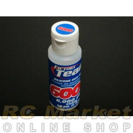 ASSOCIATED 5446 6K Weight Silicone Shock Oil 6000cst