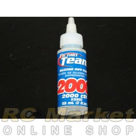 ASSOCIATED 5451 2K Weight Silicone Shock Oil 2,000cst