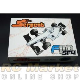 SERPENT 410067 F110 SF4 1/10 Formula Kit (Free Shipping)