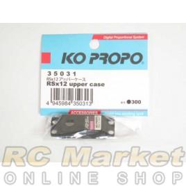 KO PROPO 35031 RSX12 Upper Case