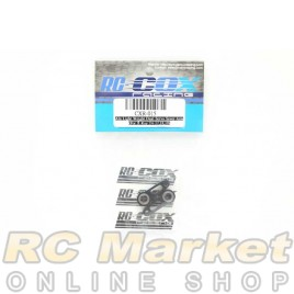 RC-COX CXR-015 Alu Light Weight Dual Servo Saver Arm  (For Xray T4)