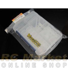 YOKOMO YC-1134 Plastic Carrying Case set 255x190x60mm