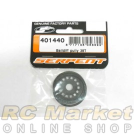SERPENT 401440 Ball Diff Pully 38T