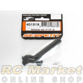 SERPENT 401519 Bodypost Rear 411-FF (2)