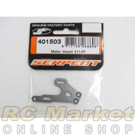 SERPENT 401503 Motor Mount 411-FF