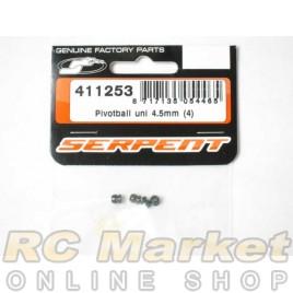 SERPENT 411253 Pivotball Uni 4.5mm (4)