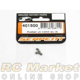 SERPENT 401500 Pivotball Uni 4.5mm Alu (4)