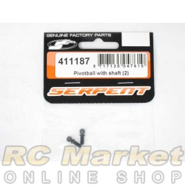SERPENT 411187 Pivotball with Shaft (2)