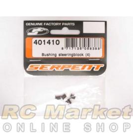 SERPENT 401410 Bushing Steeringblock (4)