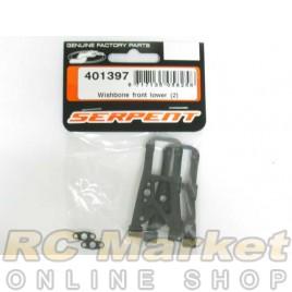SERPENT 401397 Wishbone Front Lower (2)
