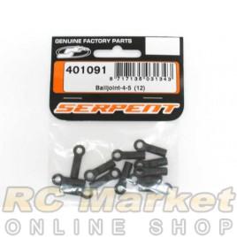 SERPENT 401091 Ball-Joint (12)