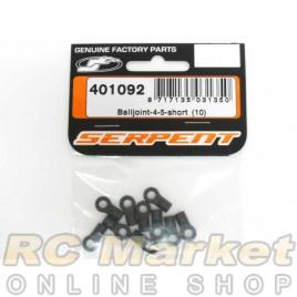 SERPENT 401092 Ball-Joint Short (10)