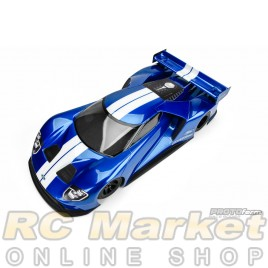 PROTOform 1549-30 Ford GT Clear Body for 200mm Pan Car
