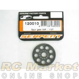 SERPENT 120010 Spur-gear Super-True 64P / 112T