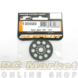 SERPENT 120020 Spur Gear 48P / 84T